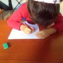 """Corrispondenza letteraria con i bambini di """"A piccoli passi"""""""