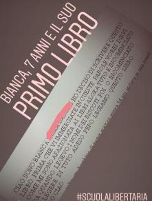 Il primo libro di Bianca