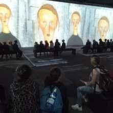 Gita alla mostra su Modigliani