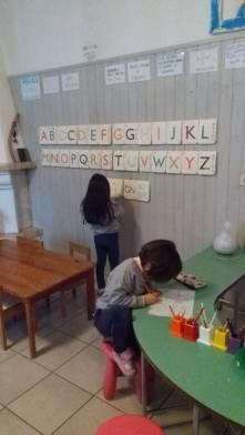 Alla scoperta delle lettere